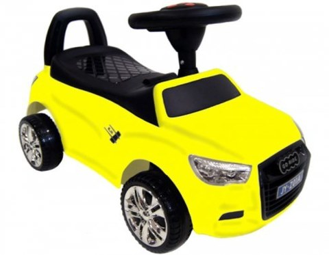 Каталка Rivertoys Audi JY-Z01A желтый