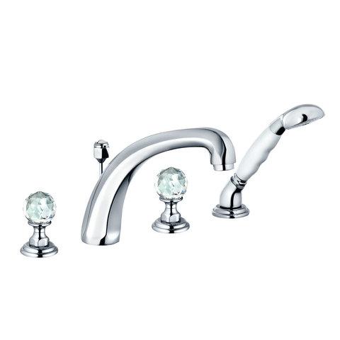 KLUDI ADLON смеситель для ванны и душа DN 15 на 4 отверстия