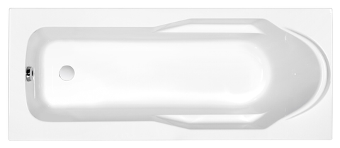 Акриловая ванна SANTANA 170