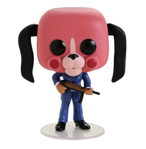 Фигурка Funko POP! Vinyl: Umbrella Academy: Cha Cha w/mask 45054