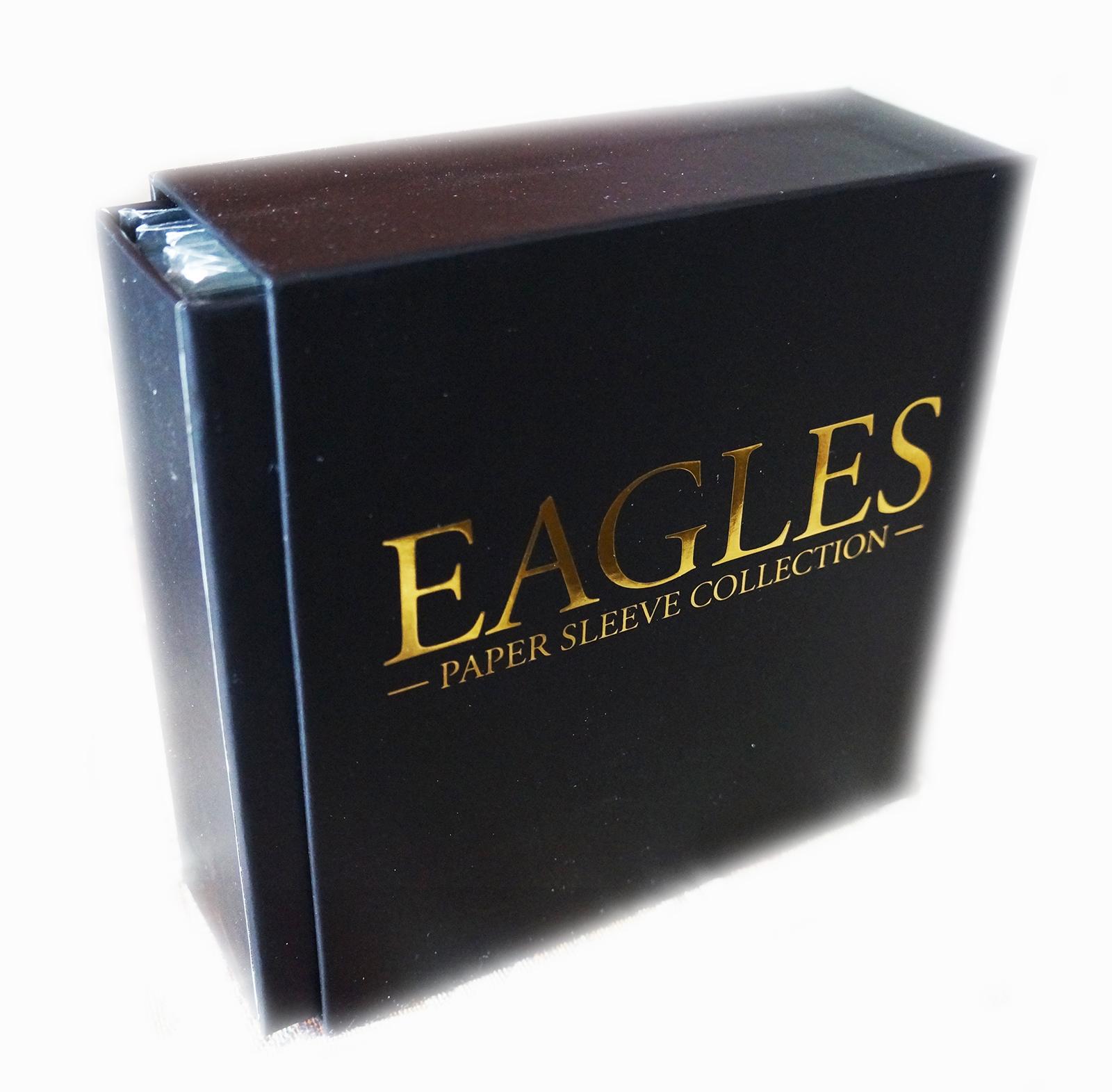 Комплект The Eagles 7 Mini Lp Cd Box
