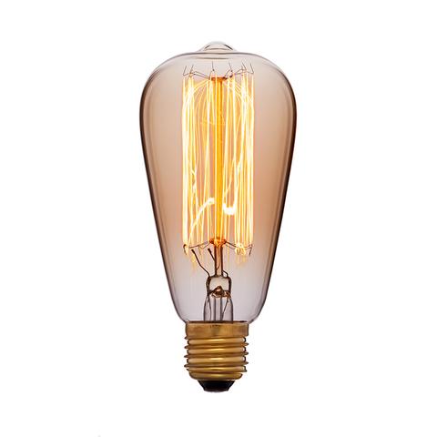 ретро–лампа Edison Bulb ST64-1