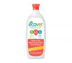 Жидкость для мытья посуды, ECOVER, Грейпфрут и зеленый чай, 1 л.