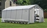 Теплица-в-Коробке 3x6,1x2,4м ShelterLogic, светорассеивающий тент