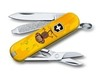 Нож Victorinox Classic LE2016 3 Wise Monkeys 58мм 7функций (0.6223.L1607) victorinox classic le2016 wilhelm tell 0 6223 l1609 7 функций