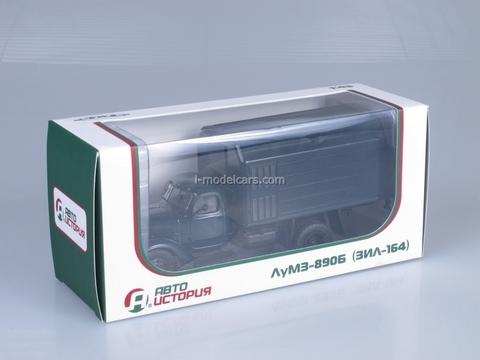 ZIL-164 LuMZ-890B dark green 1:43 AutoHistory