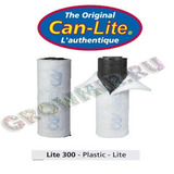Фильтр угольный Can-Lite 300 м3/ч Пластик (Голландия)