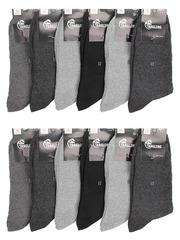 M811 носки мужские 41-47 (12шт.), цветные