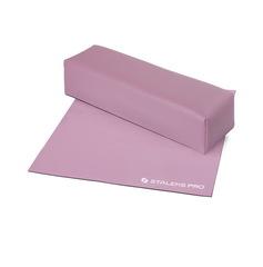 """Подлокотник """"макси"""" с ковриком EXPERT 11 TYPE 1 (розовый) Staleks"""