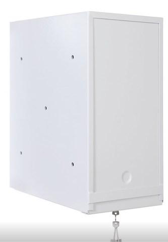 Шкаф ЦМО телекоммуникационный настенный 6U антивандальный пенального типа (600 × 500)