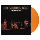 Shocking Blue ‎/ Live In Japan (Coloured Vinyl)(LP)
