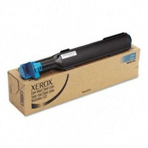 Тонер голубой (cyan) для Xerox WC 7132/7232/7242 (006R01273)