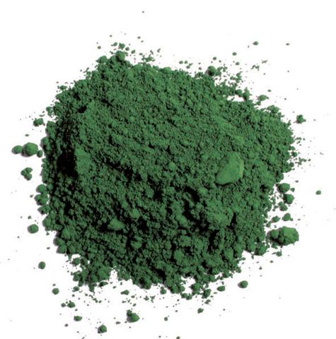 Pigments Chrome Oxide Green 35 ml.