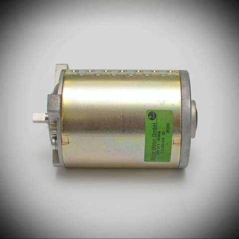 DBW 2020/300 Water Heater Combustion Air Motor Gebläse Brennluf 24V 2