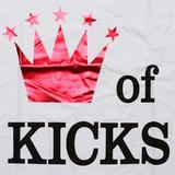 Футболка с красной короной фото 2