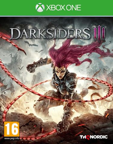 Xbox One Darksiders III. Издание первого дня (русская версия)