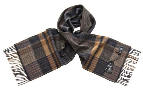 Кашемировый шарф, мужской 70100 SH4