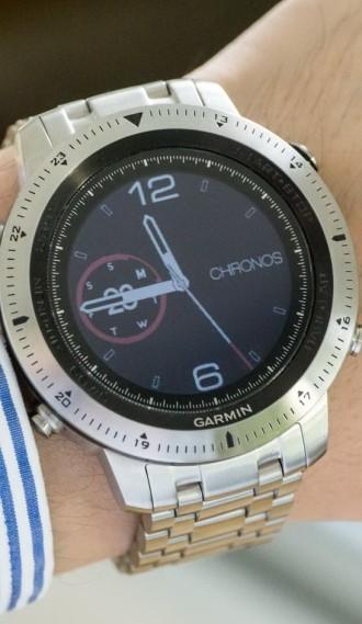 Fenix Chronos с металлическим браслетом