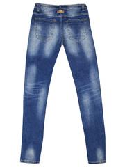 YQ316 джинсы мужские, синие