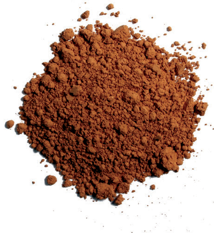 Pigments Dark Red Ochre 35 ml.