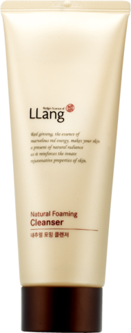 Llang Natural Foaming Cleanser