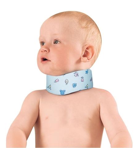 Бандаж на шейный отдел позвоночника (для детей до 1 года), арт. БН6-53 (4/5)