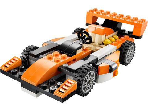 LEGO Creator: Гоночная машина «Сансет» 31017