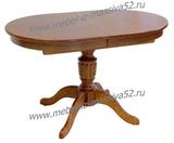 Стол *Муромец* раздвижной овальный