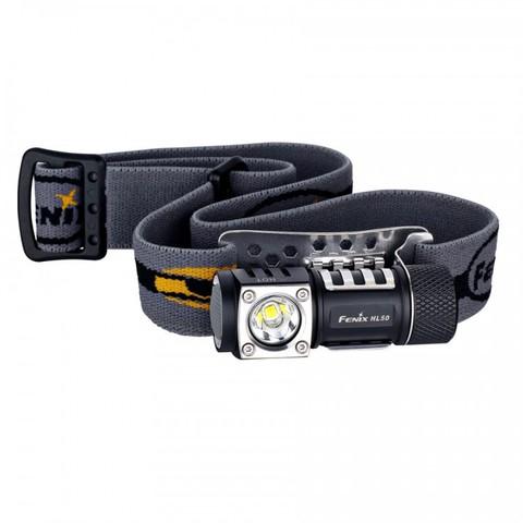 Купить Налобный светодиодный фонарь Fenix HL50, 365 люмен (модель 34283) по доступной цене