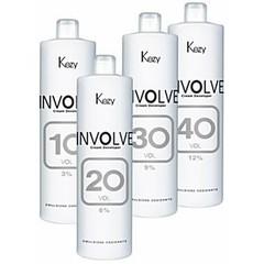 KEZY окисляющая эмульсия involve cream developer9% 1000мл
