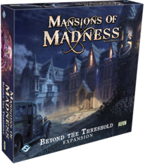 Mansions of Madness 2nd Edition: Beyond the Threshold