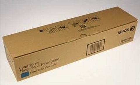 Тонер голубой XEROX 006R01532 для Colour 550/560/570. Ресурс 34000 страниц