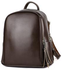Рюкзак женский JMD Prima 339 Шоколадный
