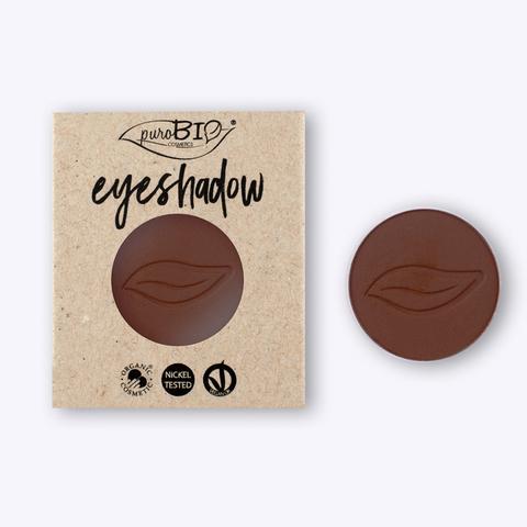 Тени для глаз PuroBio Тон 03 коричневый 2,5 гр РЕФИЛЛ