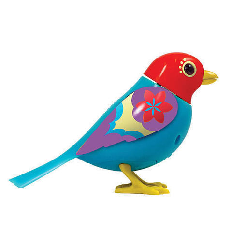 DigiBirds - Bird Light Blue