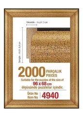 Pazl çərçivəsi (96 x 68 cm.) 4940