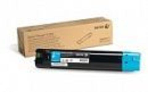 Тонер голубой Xerox Phaser 6700. Ресурс 5К. (106R01511)