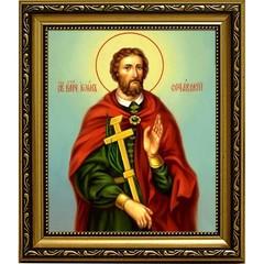 Иоанн Сочавский великомученик. Икона на холсте.