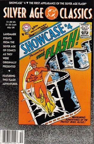 Silver Age Classics: Showcase #4