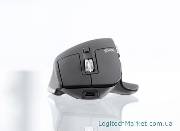 LOGITECH MX Master 3 Mid Gray