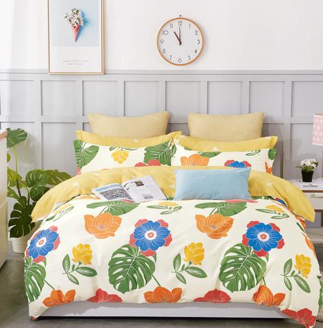 1.5-Спальное постельное белье сатин-твил G906