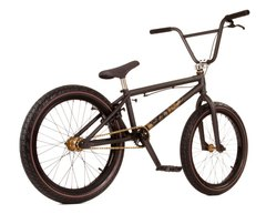 BMX велосипед Stereobikes Speaker Plus 2015 Jane ́s RAWdiction Matt Grey