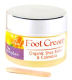Натуральный крем для ног, Lavender