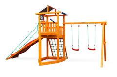 Детская деревянная площадка Баунти