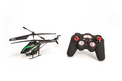 WLTOYS V398 MINI HELICOPTER WITH ROCKET GUN