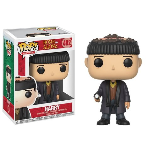 Фигурка Funko POP! Vinyl: Home Alone: Harry (Burnt Head) 21797