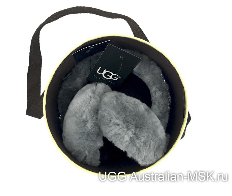 UGG Earmuff Cristal Grey