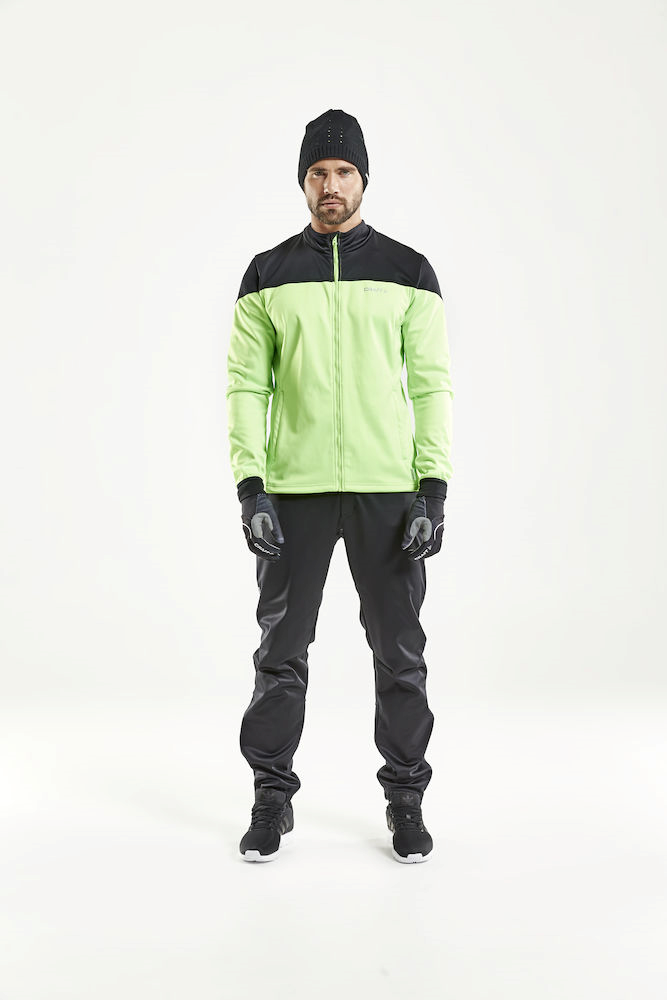Мужская лыжная куртка крафт Voyage XC (1903581-2810)  для бега зимой