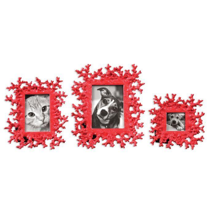 Рамки для фото Рамки для фото 3 шт Uttermost Red Coral 18559 ramki-dlya-foto-3-sht-uttermost-red-coral-18559-ssha.jpg