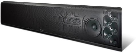Yamaha YSP-5600 Soundbar , Black